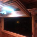 Plynové vzpery na okne