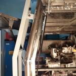 Plynové vzpery v dielni