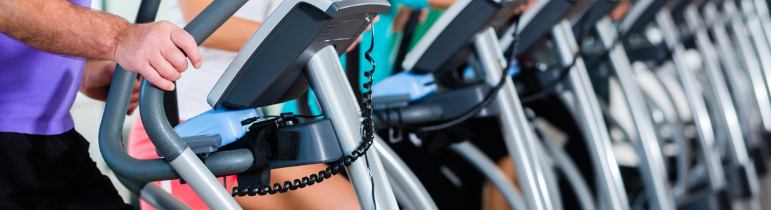 Hier würden Sie sicher keine Gasfedern erwarten: Durch Sport zur Gesundheit